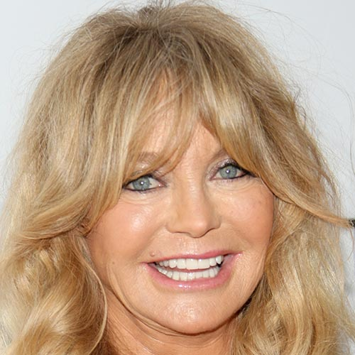 Actresses answer: GOLDIE HAWN