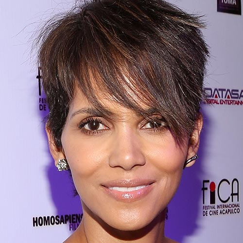 Actresses answer: HALLE BERRY