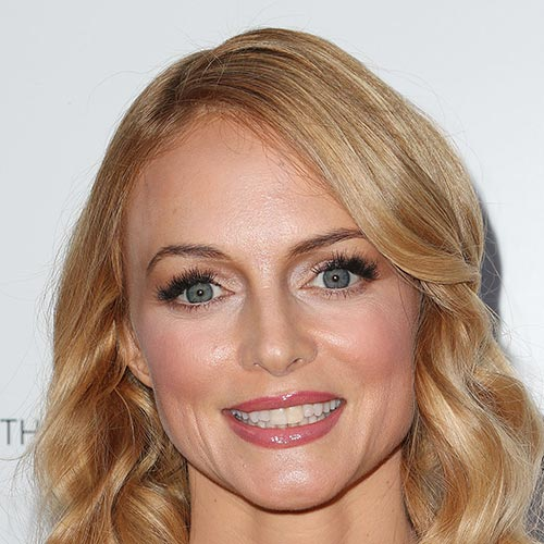 Actresses answer: HEATHER GRAHAM