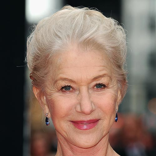 Actresses answer: HELEN MIRREN