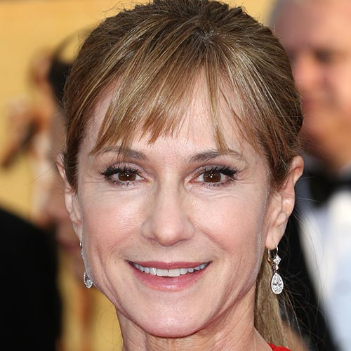 Actresses answer: HOLLY HUNTER