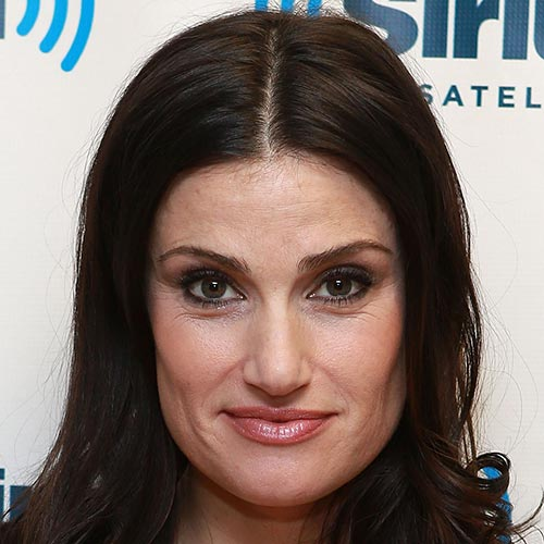 Actresses answer: IDINA MENZEL