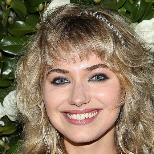 Actresses answer: IMOGEN POOTS