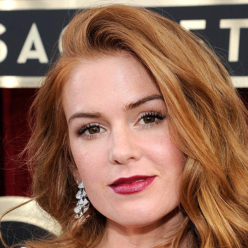 Actresses answer: ISLA FISHER