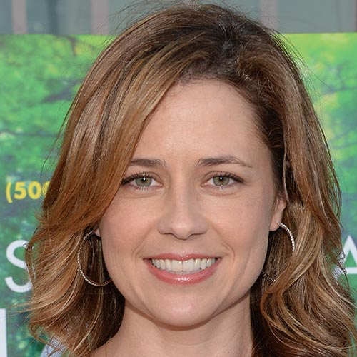 Actresses answer: JENNA FISCHER