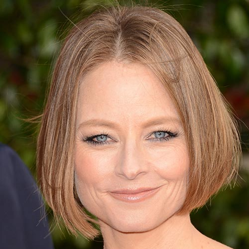Actresses answer: JODIE FOSTER