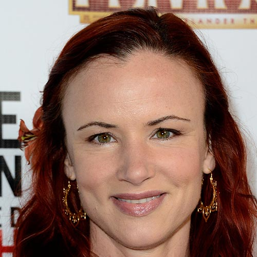 Actresses answer: JULIETTE LEWIS