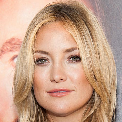 Actresses answer: KATE HUDSON