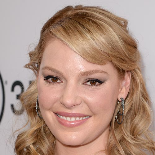 Actresses answer: KATHERINE HEIGL