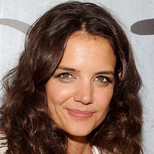 Actresses answer: KATIE HOLMES