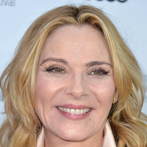 Actresses answer: KIM CATTRALL