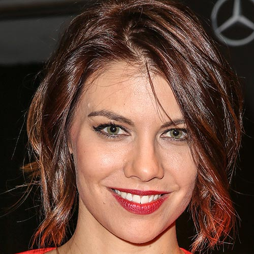 Actresses answer: LAUREN COHAN