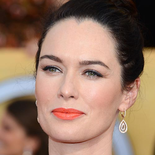 Actresses answer: LENA HEADEY