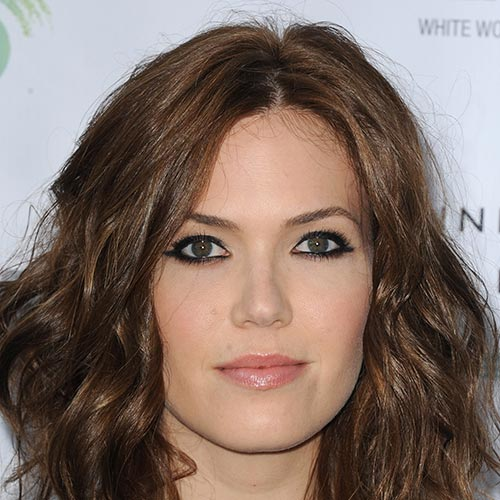Actresses answer: MANDY MOORE