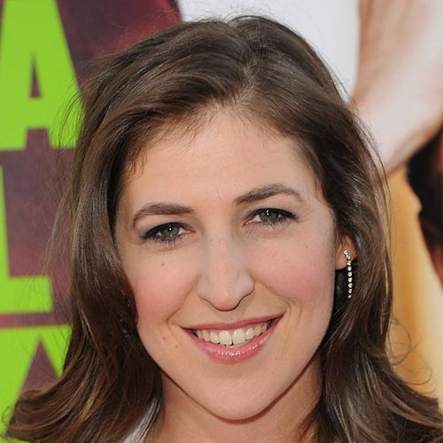 Actresses answer: MAYIM BIALIK