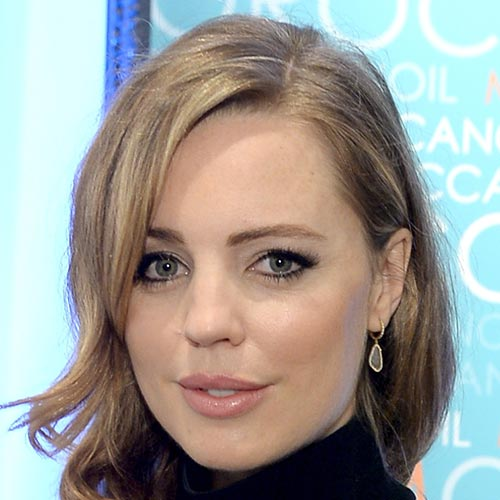 Actresses answer: MELISSA GEORGE