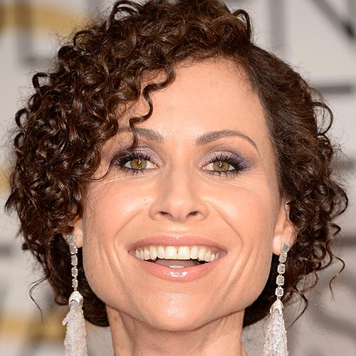 Actresses answer: MINNIE DRIVER