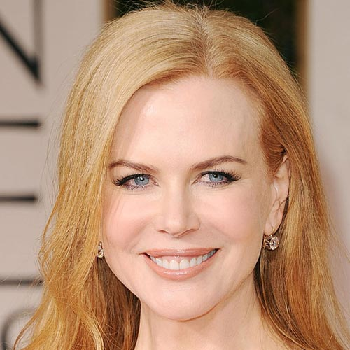 Actresses answer: NICOLE KIDMAN