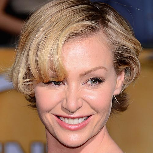 Actresses answer: PORTIA DE ROSSI