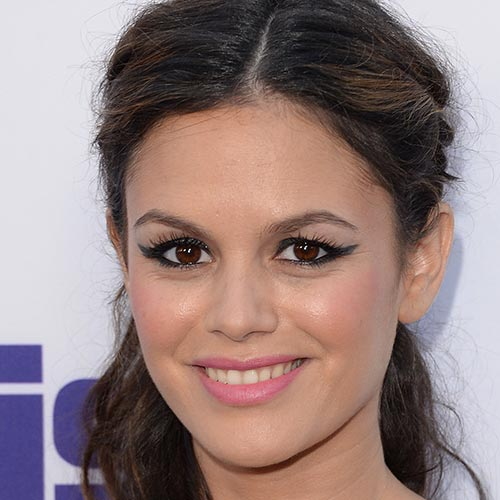 Actresses answer: RACHEL BILSON