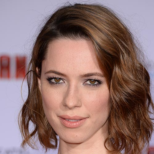 Actresses answer: REBECCA HALL
