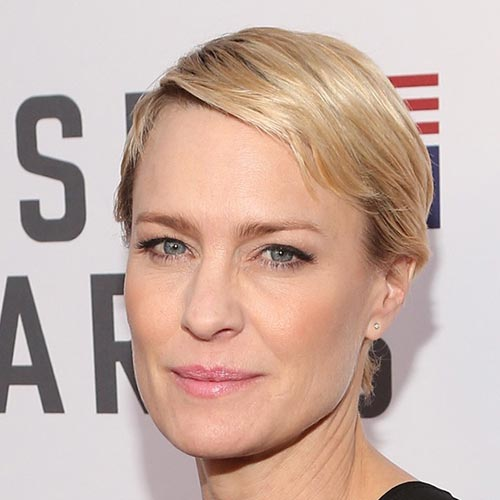 Actresses answer: ROBIN WRIGHT