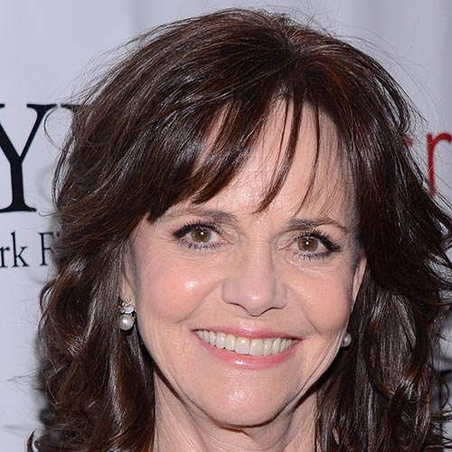 Actresses answer: SALLY FIELD