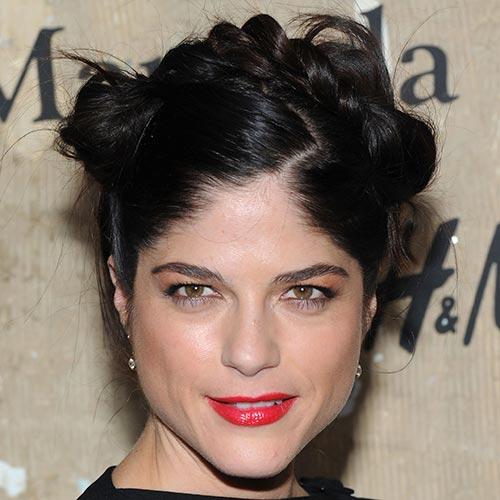 Actresses answer: SELMA BLAIR