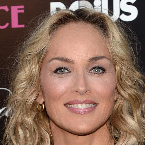 Actresses answer: SHARON STONE