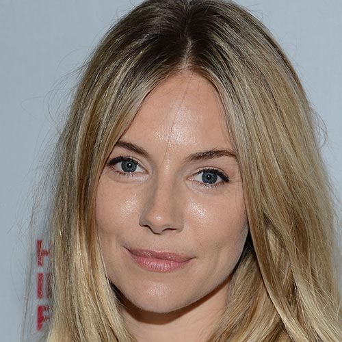Actresses answer: SIENNA MILLER
