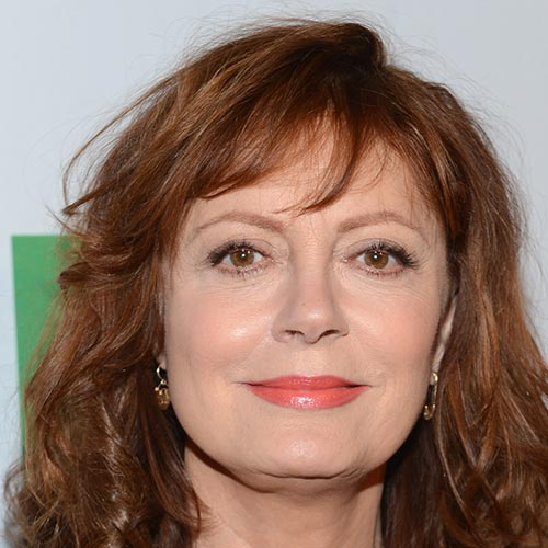 Actresses answer: SUSAN SARANDON