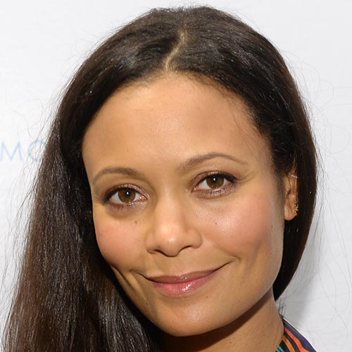 Actresses answer: THANDIE NEWTON