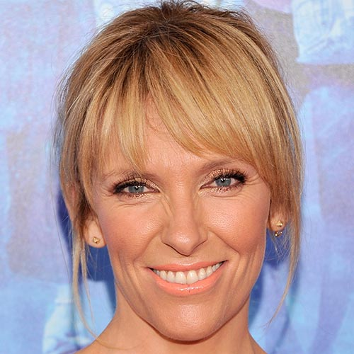 Actresses answer: TONI COLLETTE