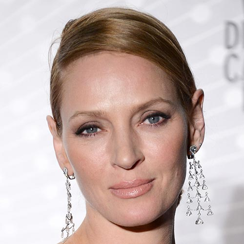 Actresses answer: UMA THURMAN