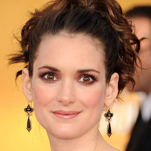Actresses answer: WINONA RYDER