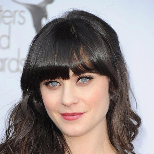 Actresses answer: ZOOEY DESCHANEL