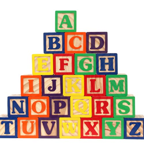 A is for... answer: ALPHABET