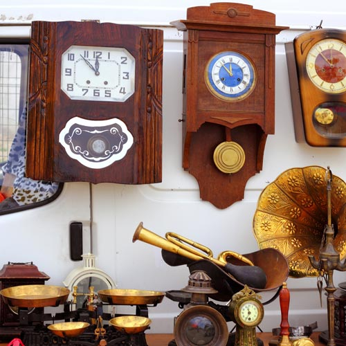 A is for... answer: ANTIQUES