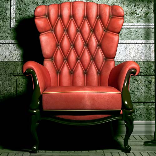 A is for... answer: ARMCHAIR