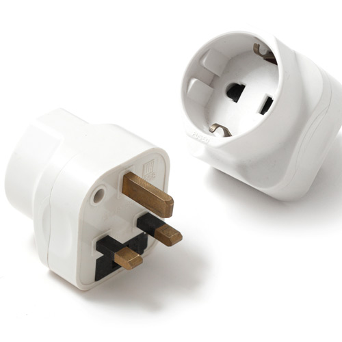 A is for... answer: ADAPTOR