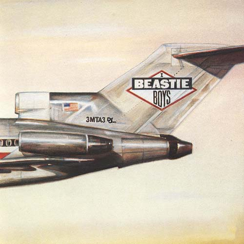 Album Covers answer: LICENSED TO ILL
