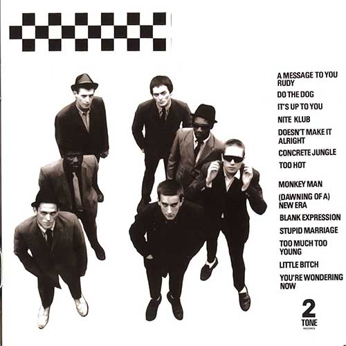 Album Covers answer: THE SPECIALS