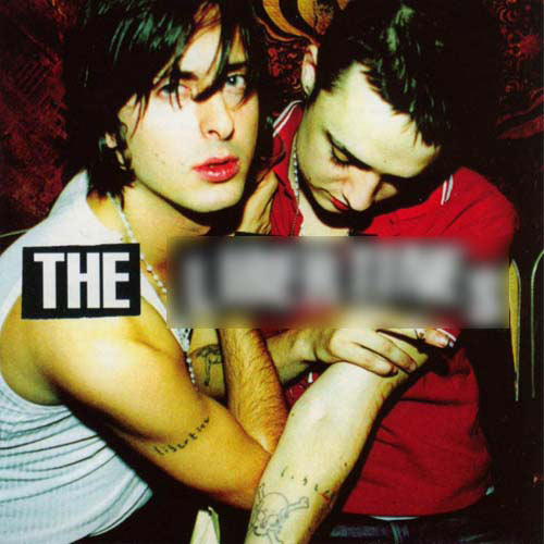 Album Covers answer: LIBERTINES