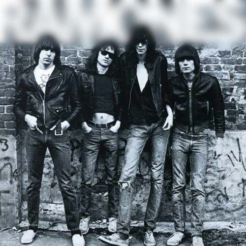 Album Covers answer: RAMONES