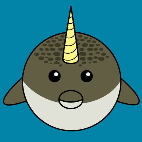 Animaru answer: NARWHAL