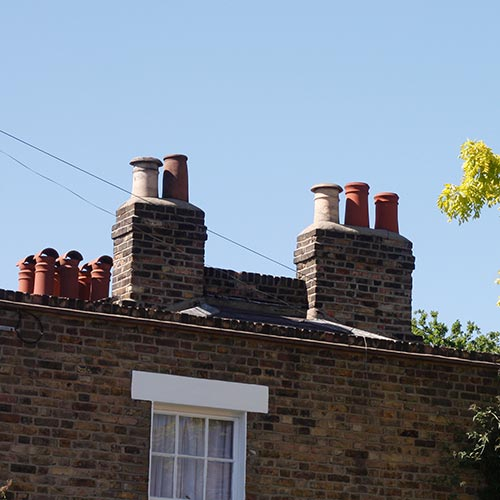 Architecture answer: CHIMNEY