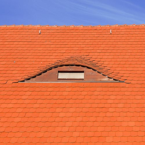 Architecture answer: DORMER WINDOW