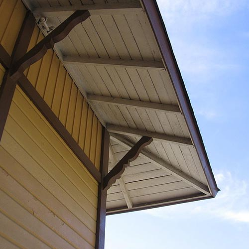 Architecture answer: EAVES