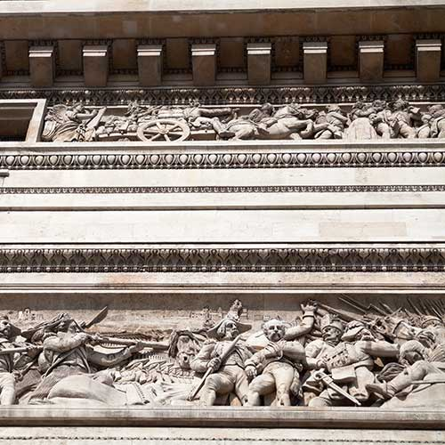 Architecture answer: FRIEZE