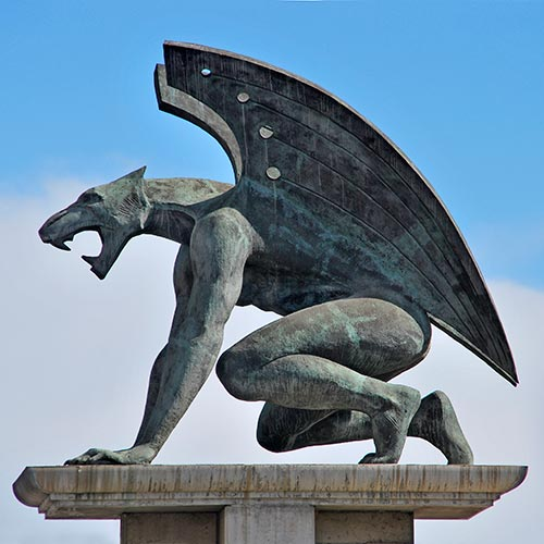 Architecture answer: GARGOYLE